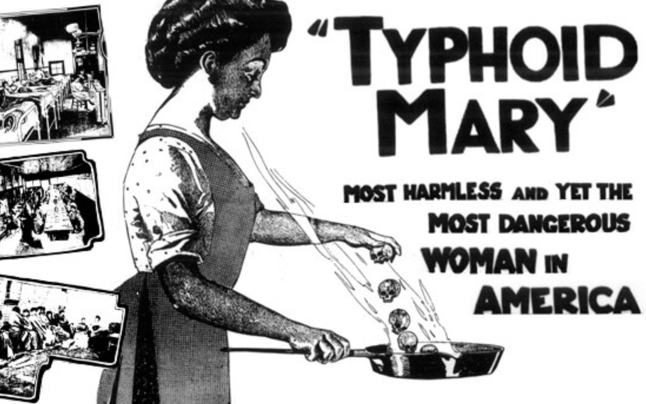 typhoid mary food safety